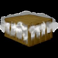 pedaço de nuvem
